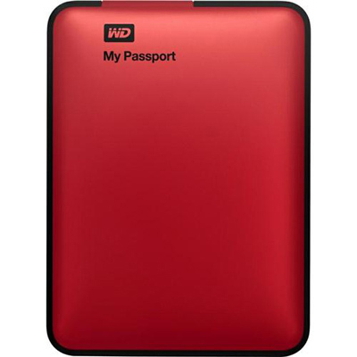 Disque dur WD 2,5'' 500G° My Passport